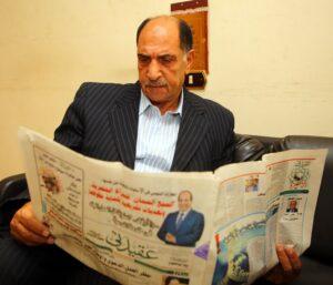المهندس اسماعيل أحمد علي